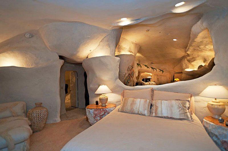 Flintstones House Bedroom