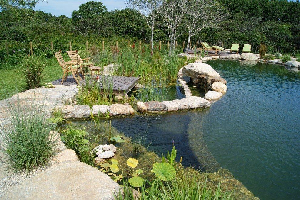 Pond Imitation Pool