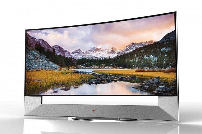 UHD TV set