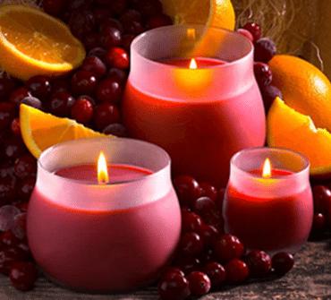 Fragrant Candle Set