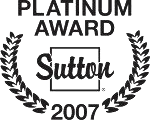 Platinum Award 2007