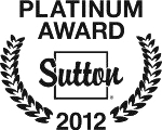Platinum Award 2012