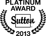 Platinum Award 2013